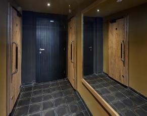 Basalt tiles in interior design 3