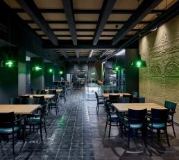 Basalt tiles in interior design 4