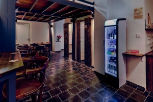 Basalt tiles in interior design 5
