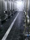 Dlažba 250/250/22JR na podlaze vinařství S. Mádla