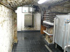 Pivovar Cvikov sanitace