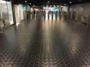 Metro Paris - basalt tiles